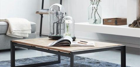 Gerecycled teakhouten meubelen; de Fendy collectie!