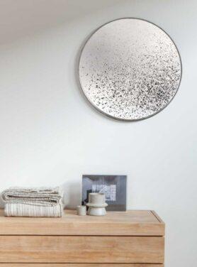 Clear Mirror Spiegel Rond