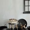bijzettafel-boomstam-zwart