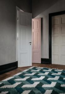 Vloerkleed Tile