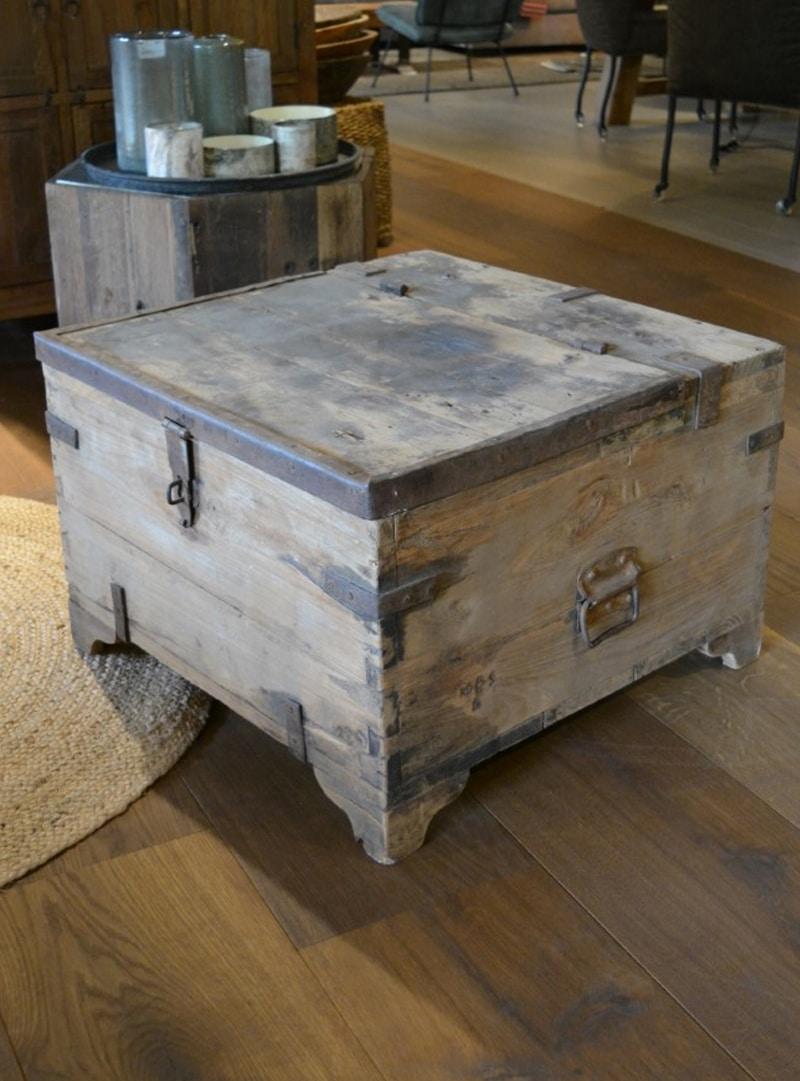 Oude Houten Kisten.Oude Houten Kist