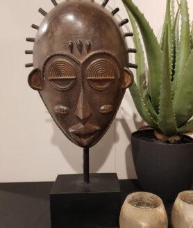Masker bruin