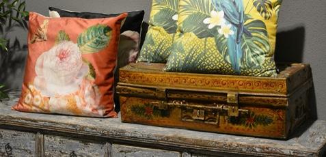 Creatieve manieren om een oude kist in je interieur te gebruiken