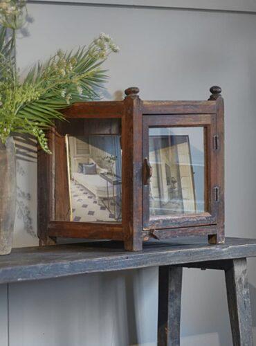 Kastje uniek hout