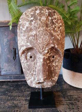 Masker uniek op standaard