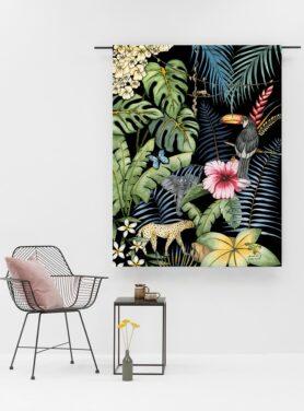 Wandkleed Roar jungle