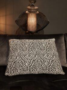 Sierkussen Zebra