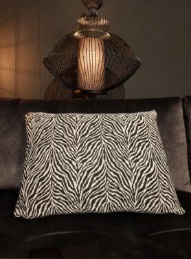 Sierkussen-zebra