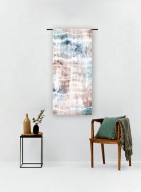 wandkleed ebb tie dye Urban Cotton