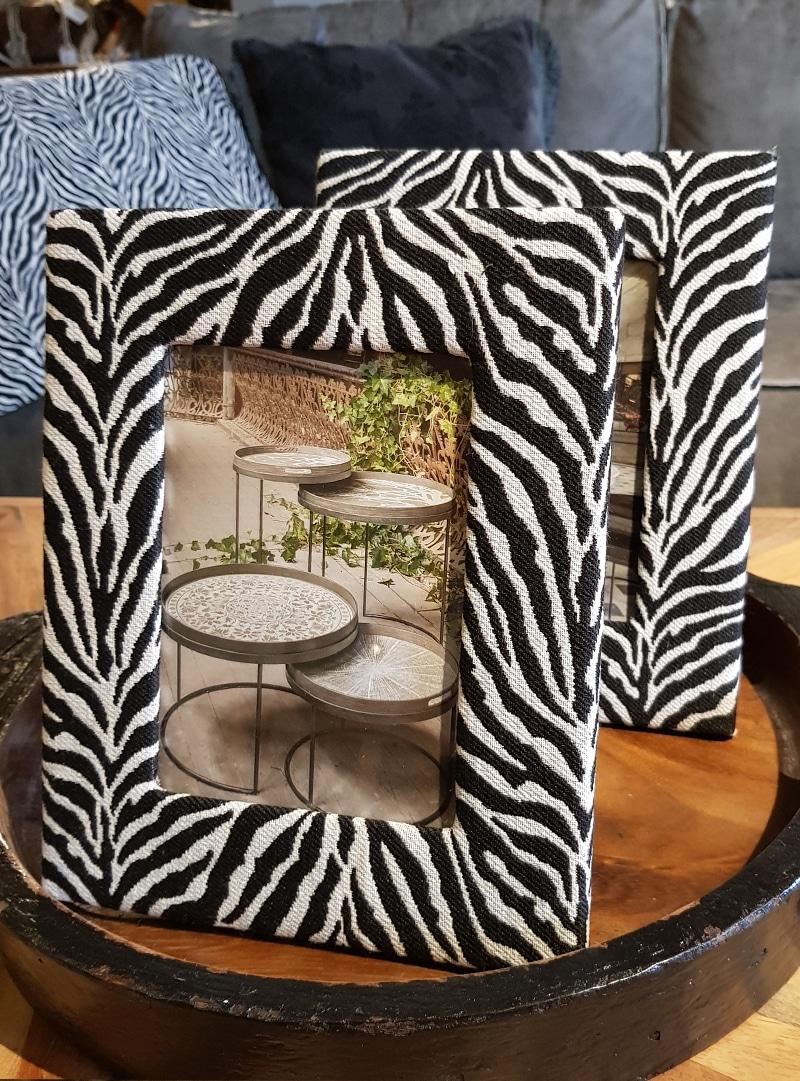 Fotolijst-zebra