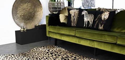 15x dieren in je interieur