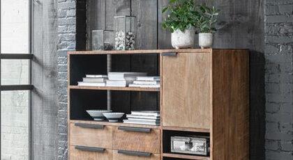 teakhouten meubelen uit de dtp home odeon collectie