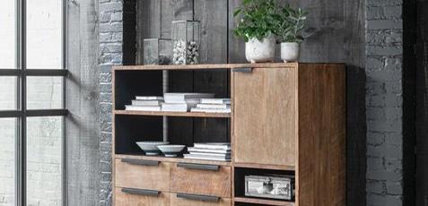 Nieuw: teakhouten meubelen uit de DTP Home Odeon collectie