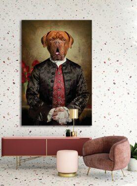 Aluart royal dogue de bordeaux