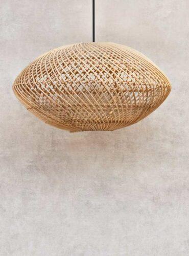 Hanglamp ovaal