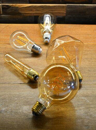 Deco LED Gloeilampen