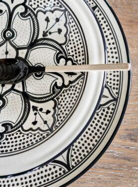 Dinerbord stoneware Haqima 2