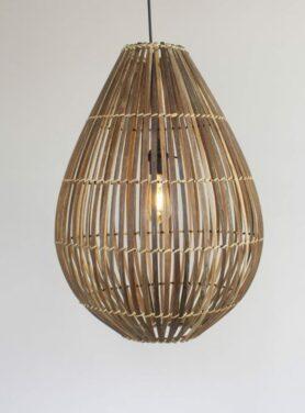 lamp bamboe druppel