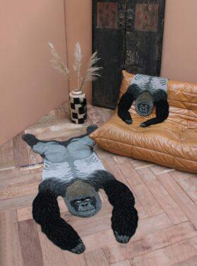 Doing-goods-vloerkleed-gorilla