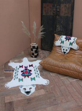 doing-goods-vloerkleed-kasbah-polar-bear