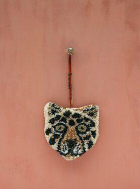 wandhanger-loony-leopard
