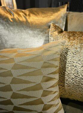 Claudi sierkussen brunella gold