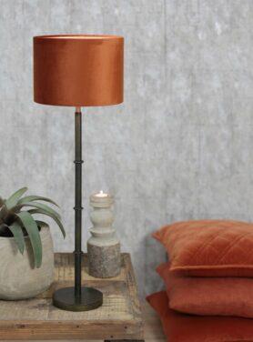 Lampvoet-phuket-zwart-zink