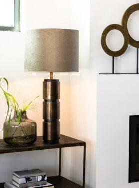 lampenkap-gemstone-brons