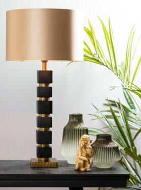 lampenkap-monaco-goud