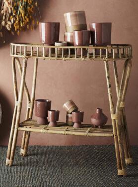 Bamboo bijzettafel2