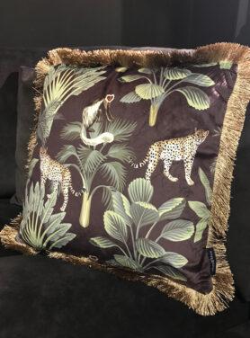 Kussen-fluweel-jungle-panther