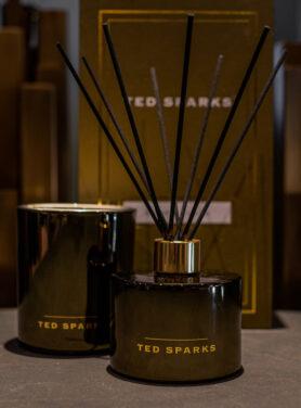Ted Sparks Geurkaars Amber & Vanilla 4