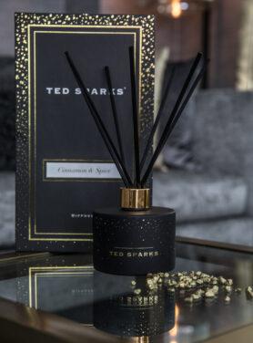 Ted Sparks Geurkaars Cinnamon & Spice 7