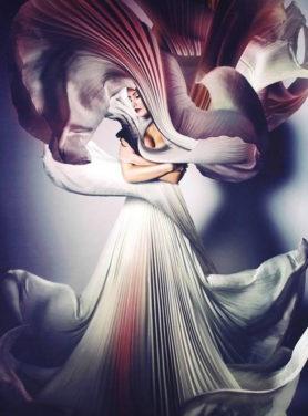 Wandkleed Mystic Woman 2