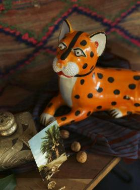 Louis Leopard Spaarpot