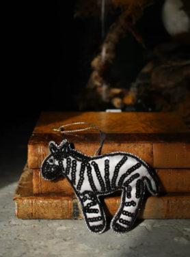 Silly Zebra Hangertje 1