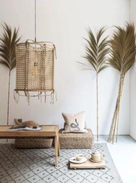 Wavy Palm Tak