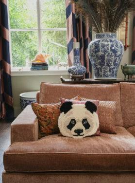 Vloerkleed Mini Plumpy Panda